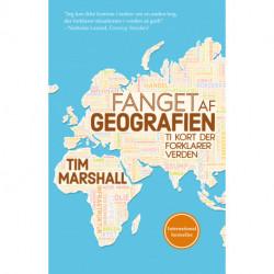 Fanget af geografien: Ti kort der forklarer verden