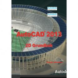 AutoCAD 2013 2D Grundbok