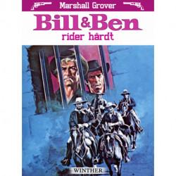 Bill og Ben rider hårdt