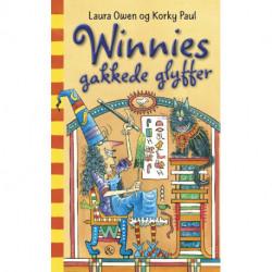 Winnies gakkede glyffer