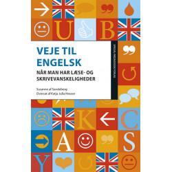 Veje til engelsk: Når man har læse- og skrivevanskeligheder