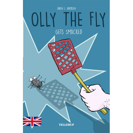 Olly the Fly -2: Olly the Fly Gets Smacked