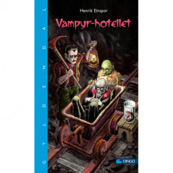 Vampyr-hotellet: Jack Stump nr. 10