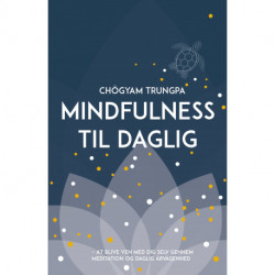 Mindfulness til daglig: At blive ven med dig selv gennem meditation og daglig årvågenhed