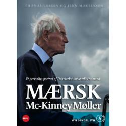 Mærsk Mc-Kinney Møller: Et personligt portræt af Danmarks største erhvervsmand