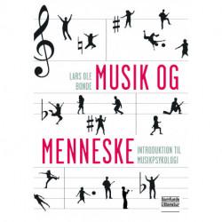 Musik og menneske: introduktion til musikpsykologi