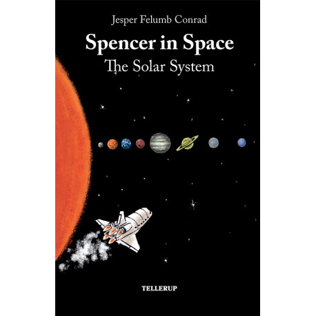 Spencer in Space -1: The Solar System