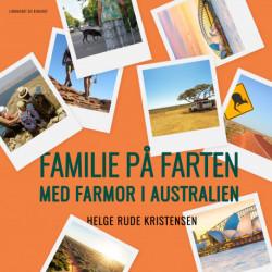 Familie på farten. Med farmor i Australien