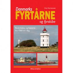 Danmarks fyrtårne og fyrskibe: Beskrivelse og historie fra 1560 til i dag