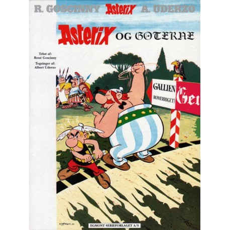 Asterix og goterne