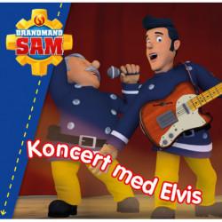 Brandmand Sam: Koncert med Elvis