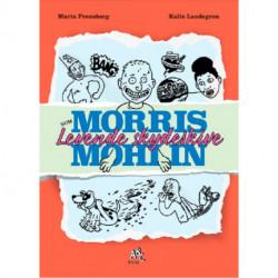 Morris Mohlin som  levende skydeskive