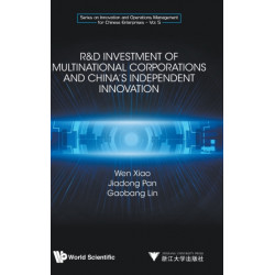 R&d Investment Of Multinational Corporations And China's Independent Innovation