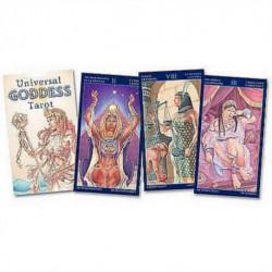 Universal Goddess Tarot: Tarot Deck