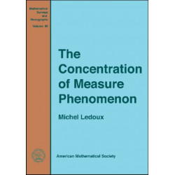 The Concentration of Measure Phenomenon