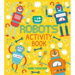 Robots Activity Book