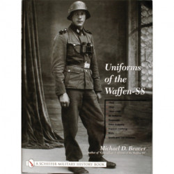 Uniforms of the Waffen-SS: Vol 2