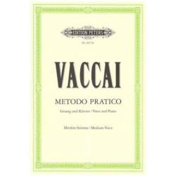 PRACTICAL METHOD MEDIUM VOICE PIANO