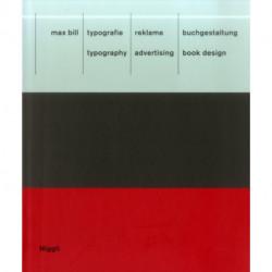 Typography. Advertising. Book Design