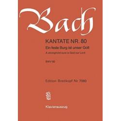 CANTATA BWV 80 EIN FESTE BURG IST UNSER