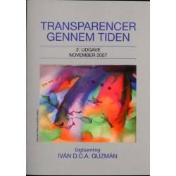 Transparencer gennem tiden: digtsamling