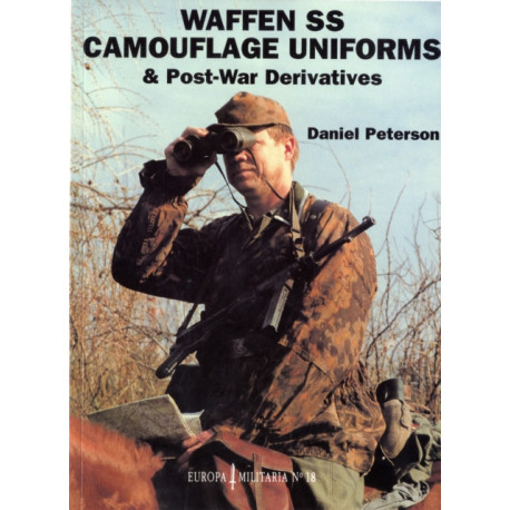 Em 18 Waffen Ss Camouflage Unifor