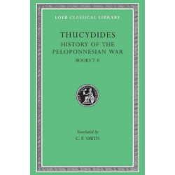 History of the Peloponnesian War, Volume IV: Books 7-8. General Index