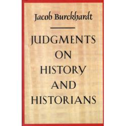 Judgments on History & Historians