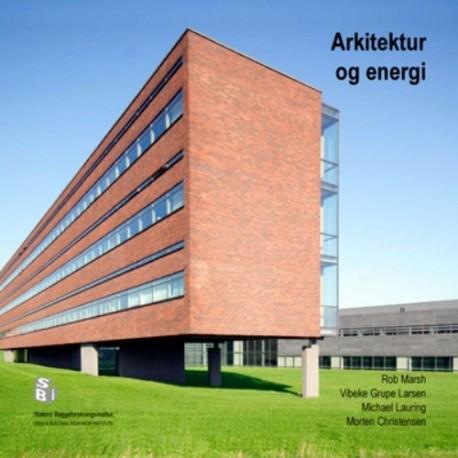 Arkitektur og energi
