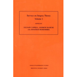 Surveys on Surgery Theory (AM-145), Volume 1: Papers Dedicated to C. T. C. Wall. (AM-145)