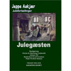Julegæsten – julefortællinger incl. CD.