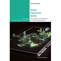 Spatial Augmented Reality - The development of edutainment for augmented digital spaces