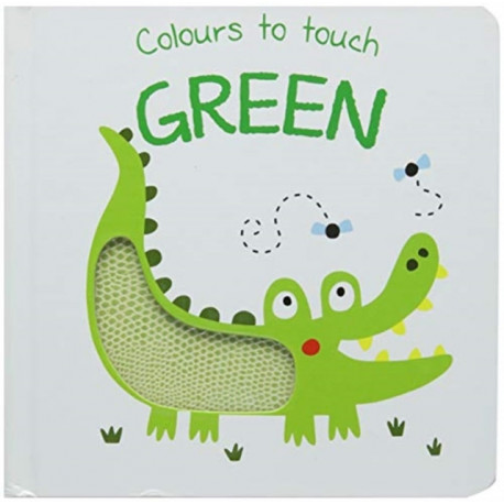 COLOURS TO TOUCH GREEN
