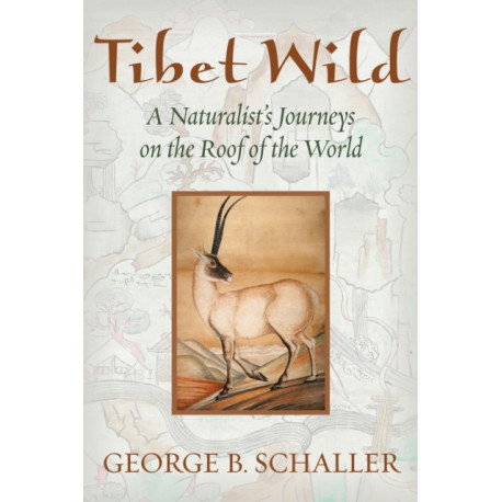 Tibet Wild: A Naturalist's Journeys on the Roof of the World
