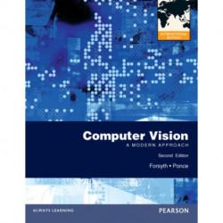 Computer Vision: A Modern Approach: International Edition