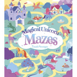 Magical Unicorn Mazes