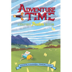 Adventure Time - A Totally Math Poster Collection
