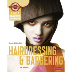Level 1 (NVQ/SVQ) Certificate in Hairdressing and Barbering Candidate Handbook