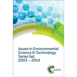 Issues in Environmental Science and Technology Series Set: 2003-2014