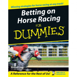 Betting on Horse Racing For Dummies