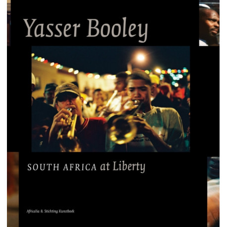 Yasser Booley: South Africa at Liberty