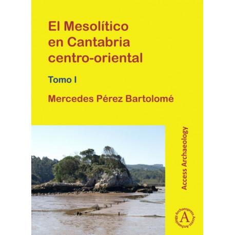 El Mesolitico en Cantabria centro-oriental
