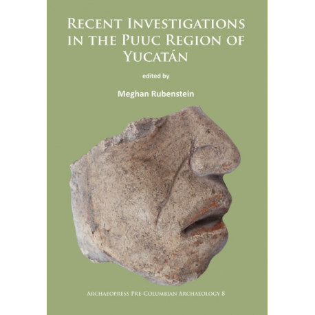 Recent Investigations in the Puuc Region of Yucatan