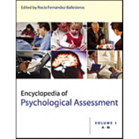Encyclopedia of Psychological Assessment