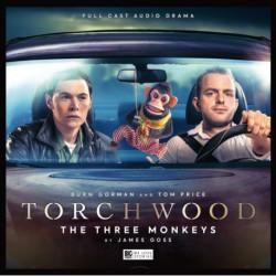 Torchwood -43 Three Monkeys
