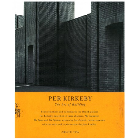 Per Kirkeby - the art of building