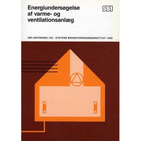 Energiundersøgelse af varme- og ventilationsanlæg