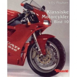 Klassiske Motorcykler - Bind 10