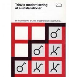 Trinvis modernisering af el-installationer