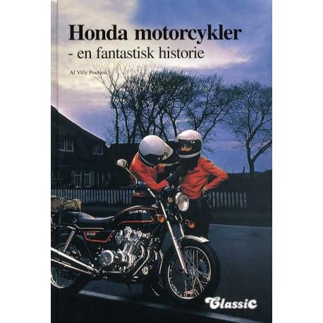 Honda motorcykler: en fantastisk historie